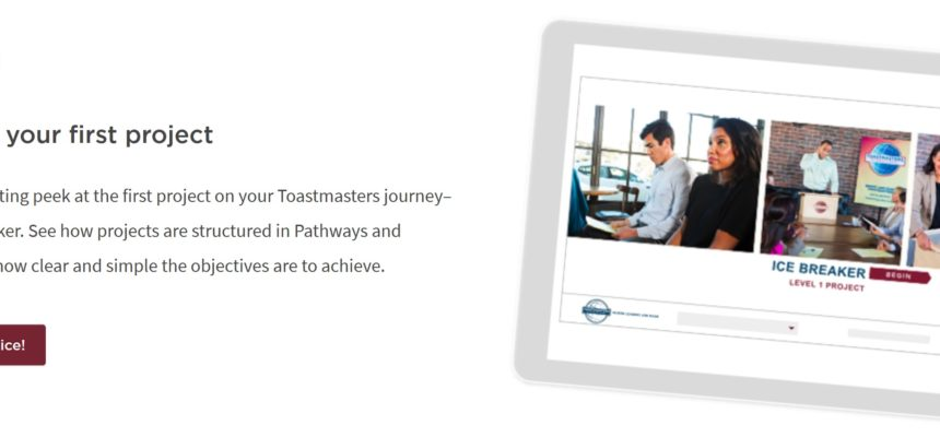 Job Hunting – Using Toastmasters Pathways to Prepare for the Interview, Part I
