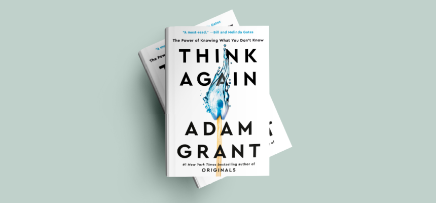 Book Review – Think Again